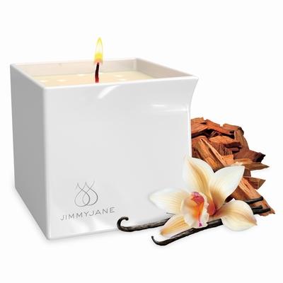JimmyJane Afterglow Massage Kaars, Vanilla Sandalwood