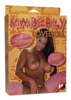 Kimberly love doll sexpop glow in the dark