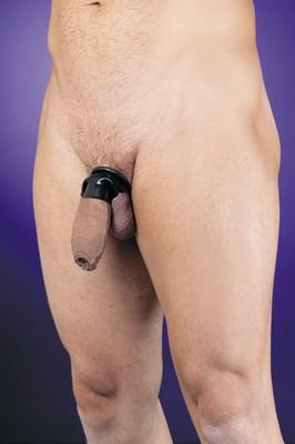 Latex penismanchet (cocksling)