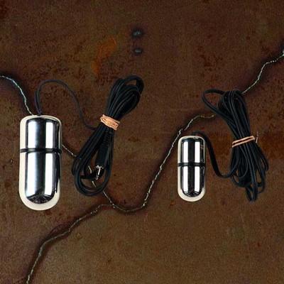 Electrosex ei klein roestvrij, diameter 25 mm