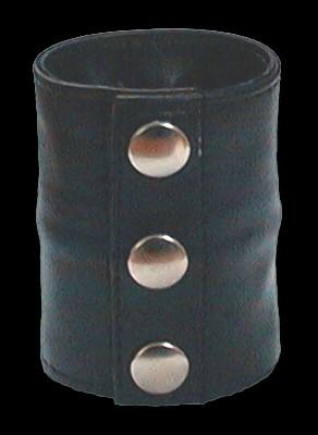 Arm portemonnaie met 3 drukknopen