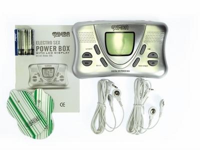 Electrosex Digitale Powerbox met LCD scherm