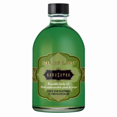 Kamasutra Massage olie - Oil of Love - Original