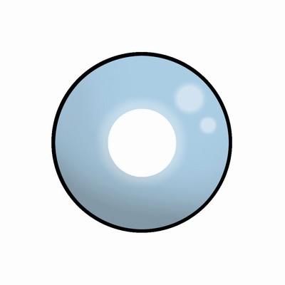 Funlenzen, TerrorEyes contactlenzen, Blue Eye
