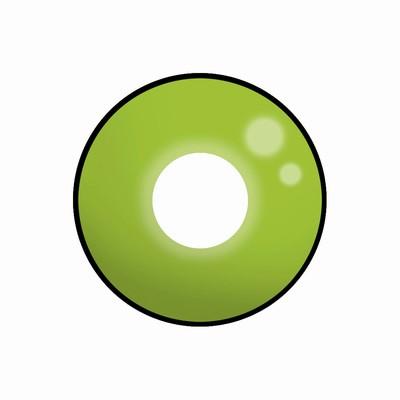 Funlenzen, TerrorEyes contactlenzen, Green Eye