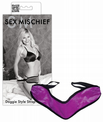 Doggy Style Strap Sex gordel