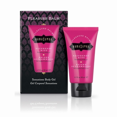 Kamasutra Pleasure Balm - Raspberry Kiss