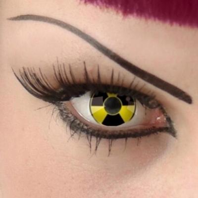 Funlenzen, TerrorEyes contactlenzen, Radioactive