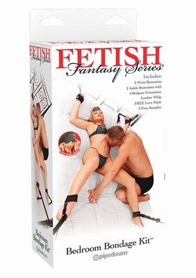 Fetish Fantasy Bedroom Bondage set