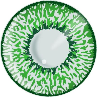 Funlenzen, HypnotEyes contactlenzen, Green