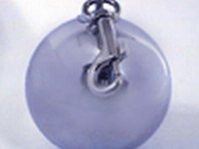 Kogelgewicht chroom, 700 gram