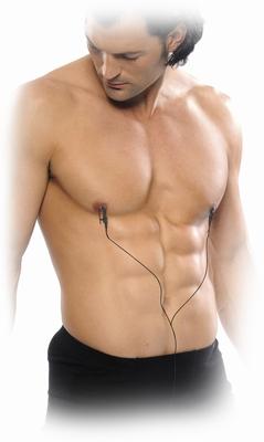 Electrosex Shock Therapy Tepelklemmen set