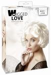 Pruik model Mary-Lynn, Licht Blond, 28 cm