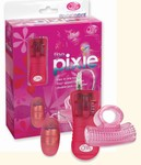 The Pixie - Micro Vibratie Eitje en Cockring.