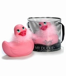 I Rub my Duckie Paris Travelsize, Pearl Roze