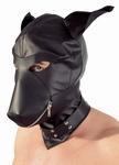 Hondenkop Masker van imitatieleder