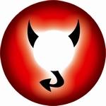 Funlenzen, TerrorEyes contactlenzen, Devil Eye