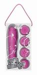 Pocket Rocket - Toy Joy Funky Massager, paars